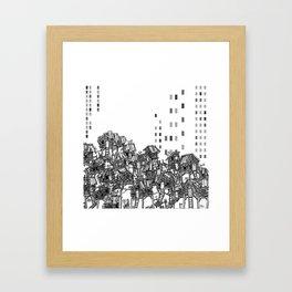 Other Stories IV-I Framed Art Print