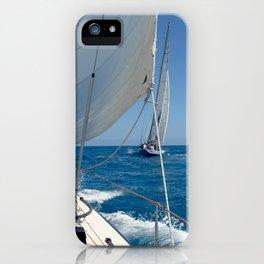 America's Cup ~ St. Maarten iPhone Case
