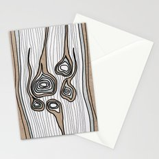 Wood Bones Stationery Cards