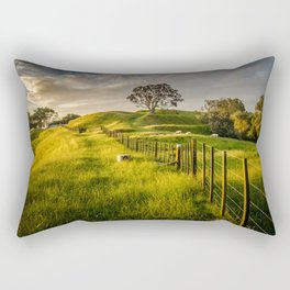 Pleasant Pasture Rectangular Pillow