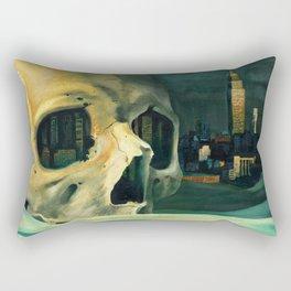 Civilizations Oil Painting Rectangular Pillow