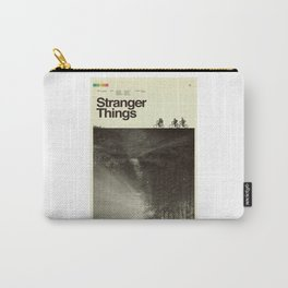 STRANGER THING Inspired Carry-All Pouch