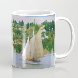 Port Townsend Sailing Coffee Mug