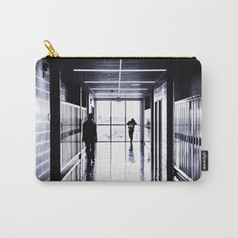 High School Blues Carry-All Pouch