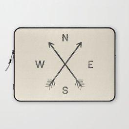 Compass (Natural) Laptop Sleeve