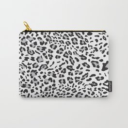 Leopard Texture 5 Carry-All Pouch