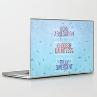 divergent Laptop & iPad Skins featuring Truly Divergent by Tiffany 10