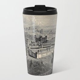 The great controversy between Christ and Satan 1888 Travel Mug