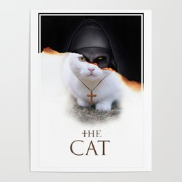 The Cat Nun Poster
