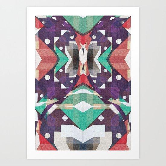 cisca Art Print