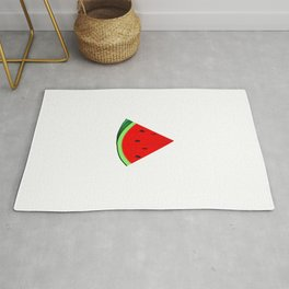 Dad Watermelon Tropical Summer Vibes Fruit Rug