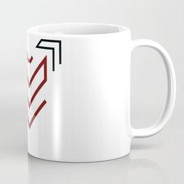 Arrow to your heart Coffee Mug