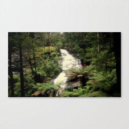Triplet Falls Canvas Print