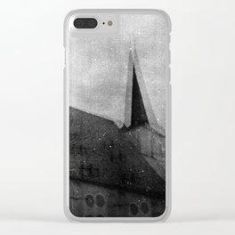 D. du Maurier Clear iPhone Case