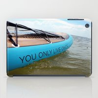 yolo iPad Cases featuring YOLO by Blue Orchid Photography