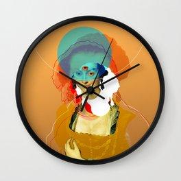 Peter Paul Rubens Pop Portrait Wall Clock