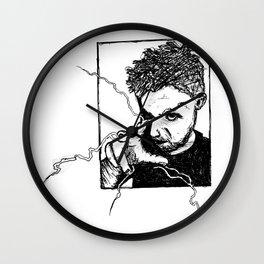 Electro Wall Clock