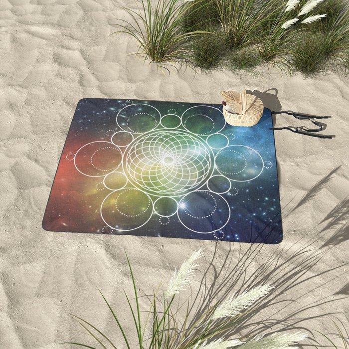 Universe Picnic Blanket