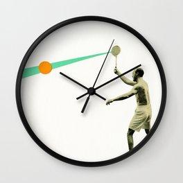 Serve Wall Clock