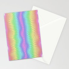 Crazy Weave Stationery Cards