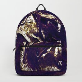Gold Plated Backpack