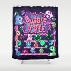 Bobble Bubble Shower Curtain