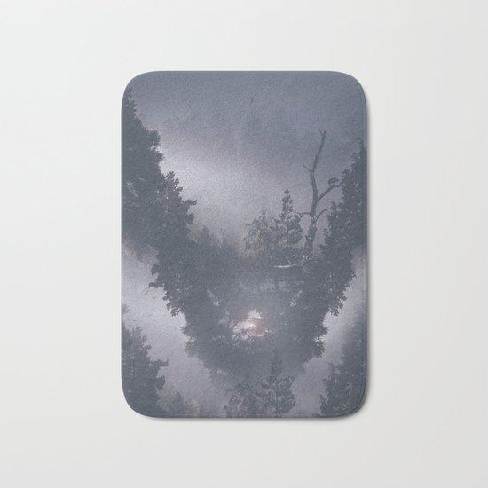 Forest dreams II Bath Mat