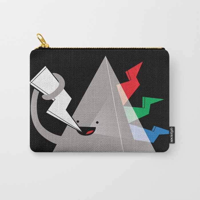 Dark Side of the Noms Carry-All Pouch