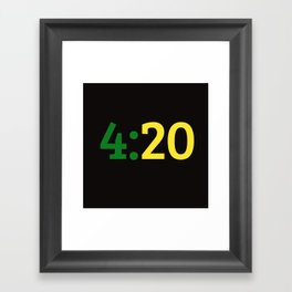 Oakland 420 Framed Art Print