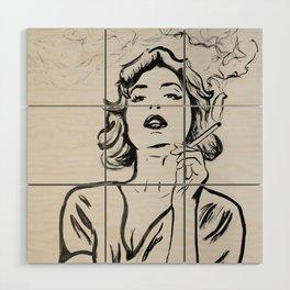 Hermine Wood Wall Art