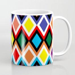 Harlequin - Wild Bright Diamonds Coffee Mug