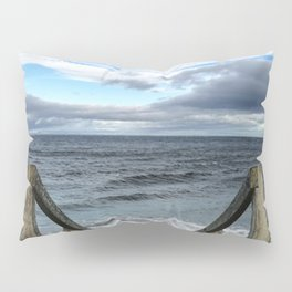 A Way to the Sea Pillow Sham
