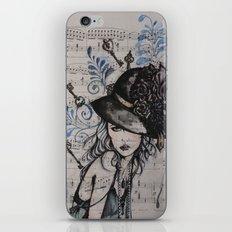 Chanson Russe iPhone & iPod Skin