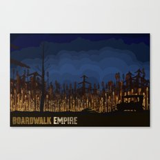 boardwalk empire Canvas Print