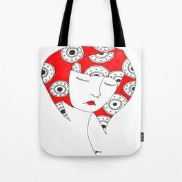 Dream baby, Dream... Tote Bag