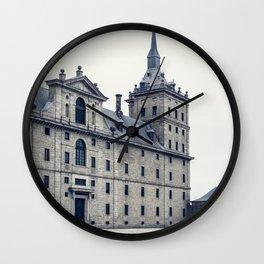 Royal Monastery of El Escorial  Wall Clock