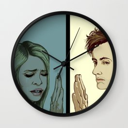 Am I ever going to see you again? Wall Clock