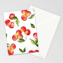 Bowl of Cherries Stationery Cards