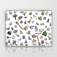 Spooky! Laptop & iPad Skin