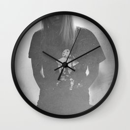 Crywolf Wall Clock