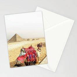 Cairo camel Stationery Cards