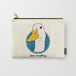 duck everything Carry-All Pouch