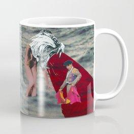 Against the bull fighter Coffee Mug