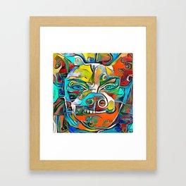 Chihuahua Jolie Framed Art Print