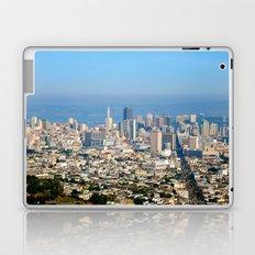 Twin Peaks, San Francisco Laptop & iPad Skin