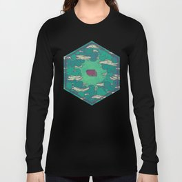 Away from Everything Long Sleeve T-shirt