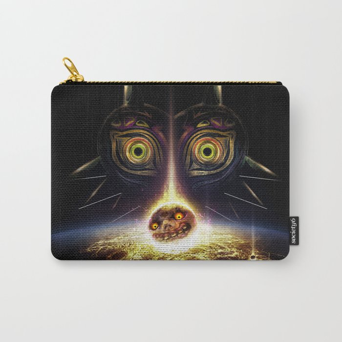 Majora's Mask Operation Moonfall Carry-All Pouch