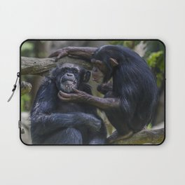 Honor Thy Mother and Father Laptop Sleeve