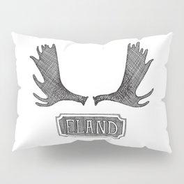 Moose Paddles - Dutch Pillow Sham