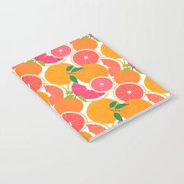 Grapefruit Harvest Notebook